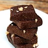 Gluten-Free No-Bake Vegan Brownies