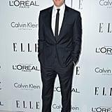 John Krasinski at Elle's 19th Annual Women in Hollywood Celebration in 2012