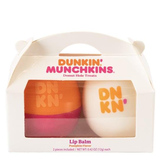 Dunkin' Pumpkin Munchkins Lip Balms