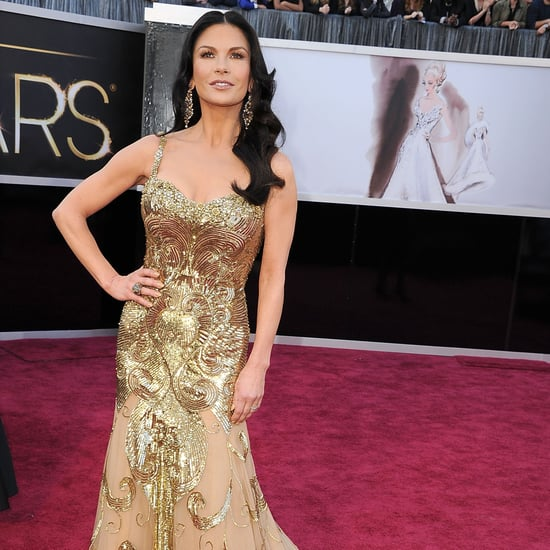 Catherine Zeta Jones Red Carpet Style