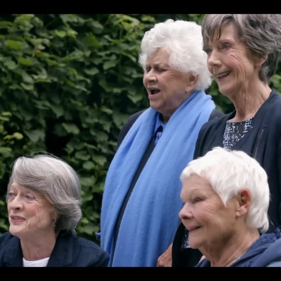 Tea With the Dames Movie Trailer