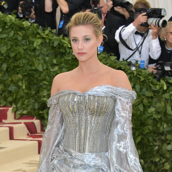Lili Reinhart H&M Met Gala Dress 2018