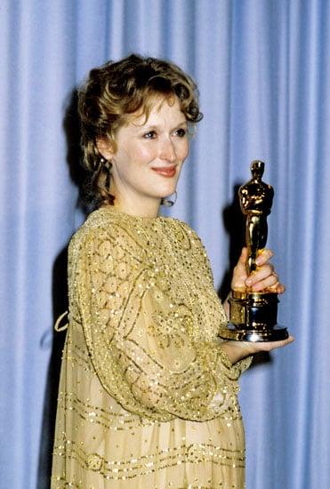 1983 Oscar Win</p> <p>