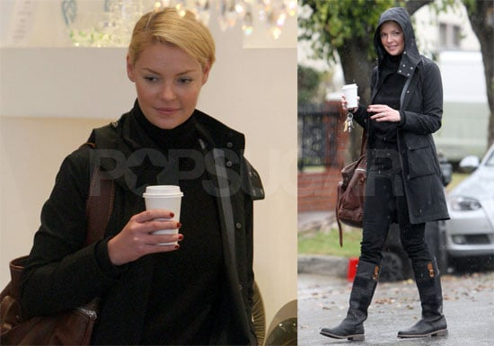 Photos of Katherine Heigl Shopping in LA