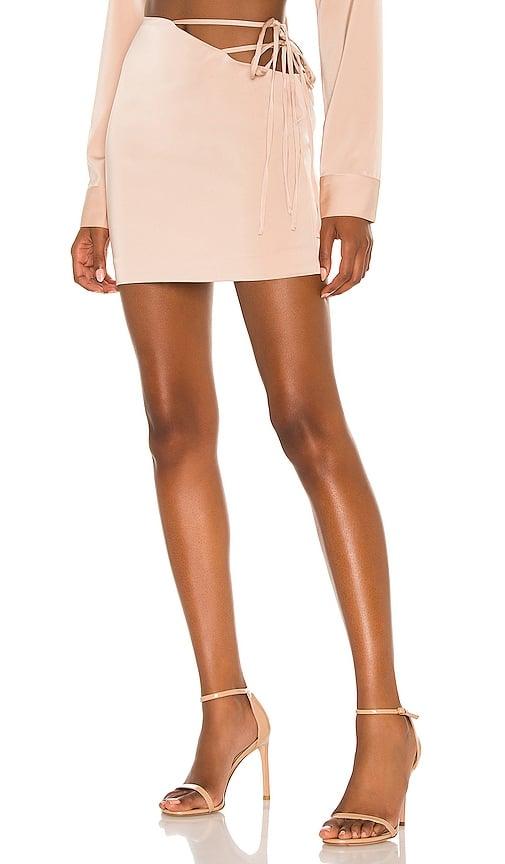 Mirrorball Mini Skirt