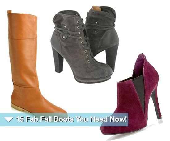 Fall 2010 Boot Trends