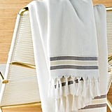 Fringed Bath Sheet