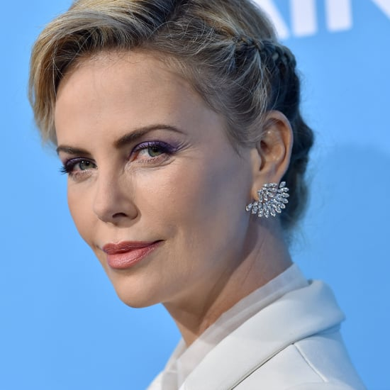 Charlize Theron Quotes About Adoption in Elle April 2018