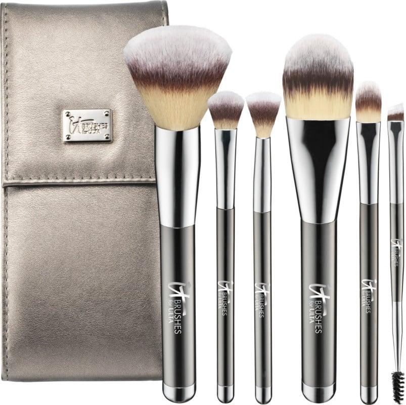 Your Superheroes Full-Size Travel Makeup Brush Set