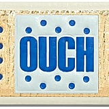Anya Hindmarch Ouch Bandage Sticker for Handbag, Gold ($75)