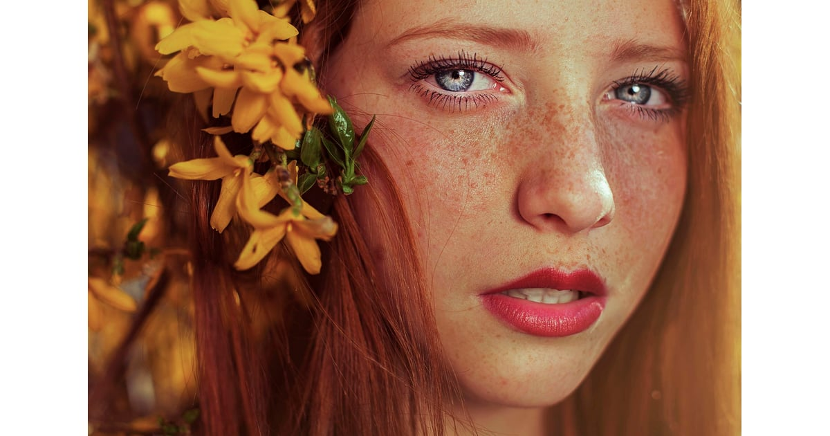 Freckles Photography By Maja Topcagic Popsugar Beauty
