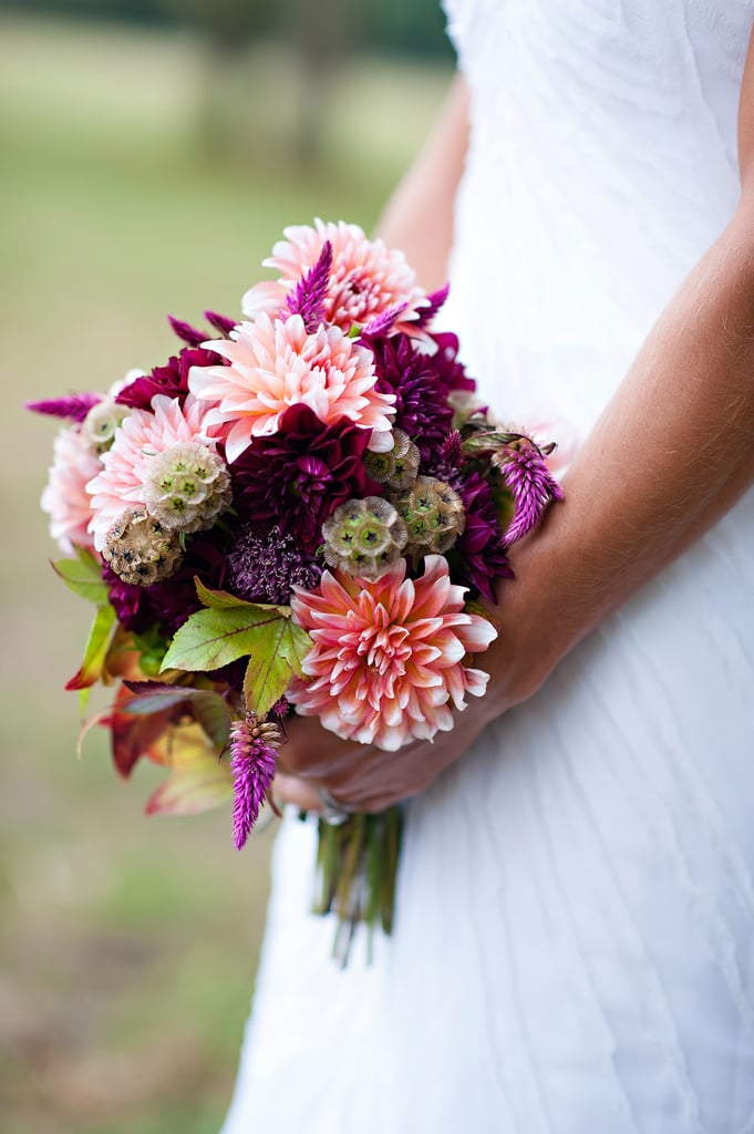 wedding flowers bridal bouquet 2 beautiful ideas for wedding bouquets popsugar amp 9547