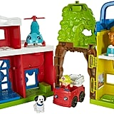 Fisher-Price Little People Animal Rescue Play Set