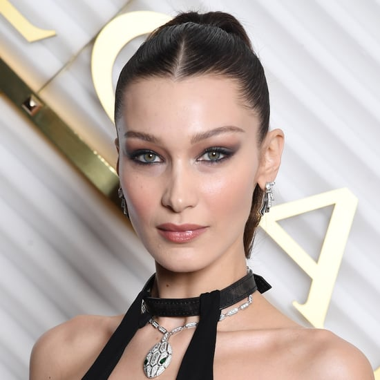 Bella Hadid's Tiny Script Arm Tattoos in Arabic