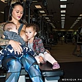 Photo Series on Moms Breastfeeding in Public