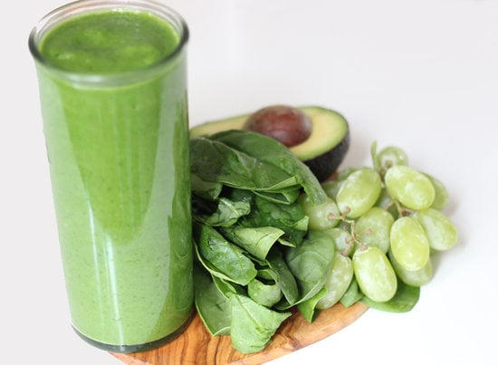 Sweet Spinach Smoothie