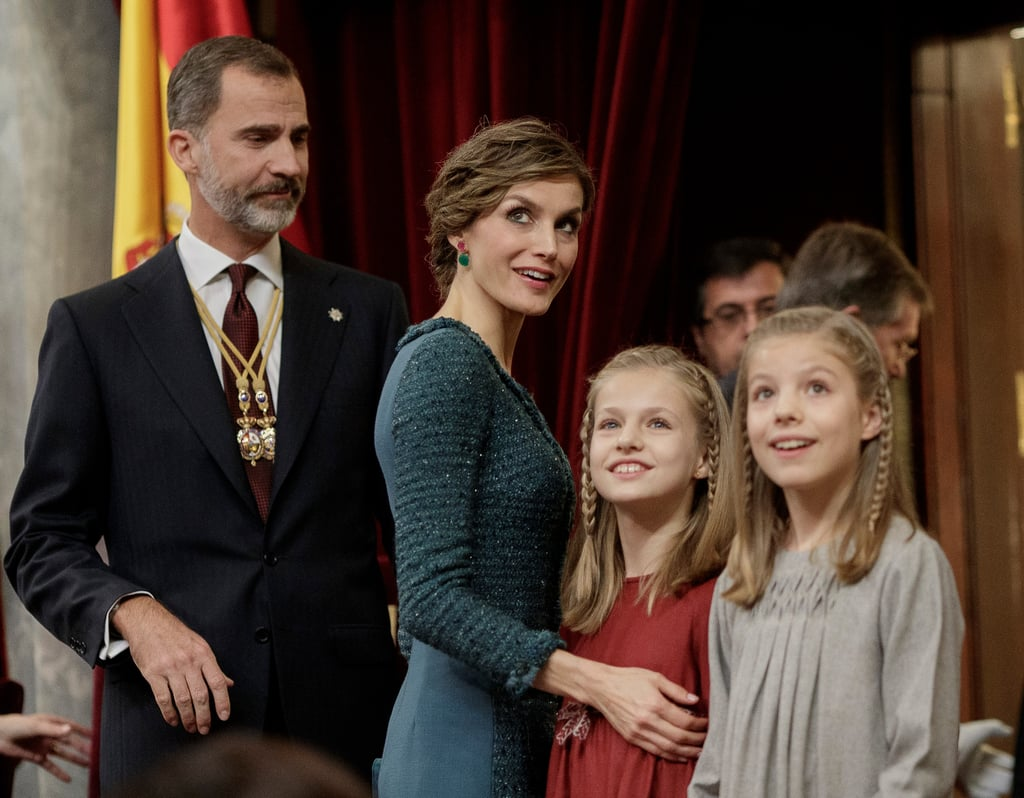 You Won't Believe How Big and Beautiful Queen Letizia's Daughters Are!