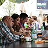 Saturday: Grand Tasting Tent