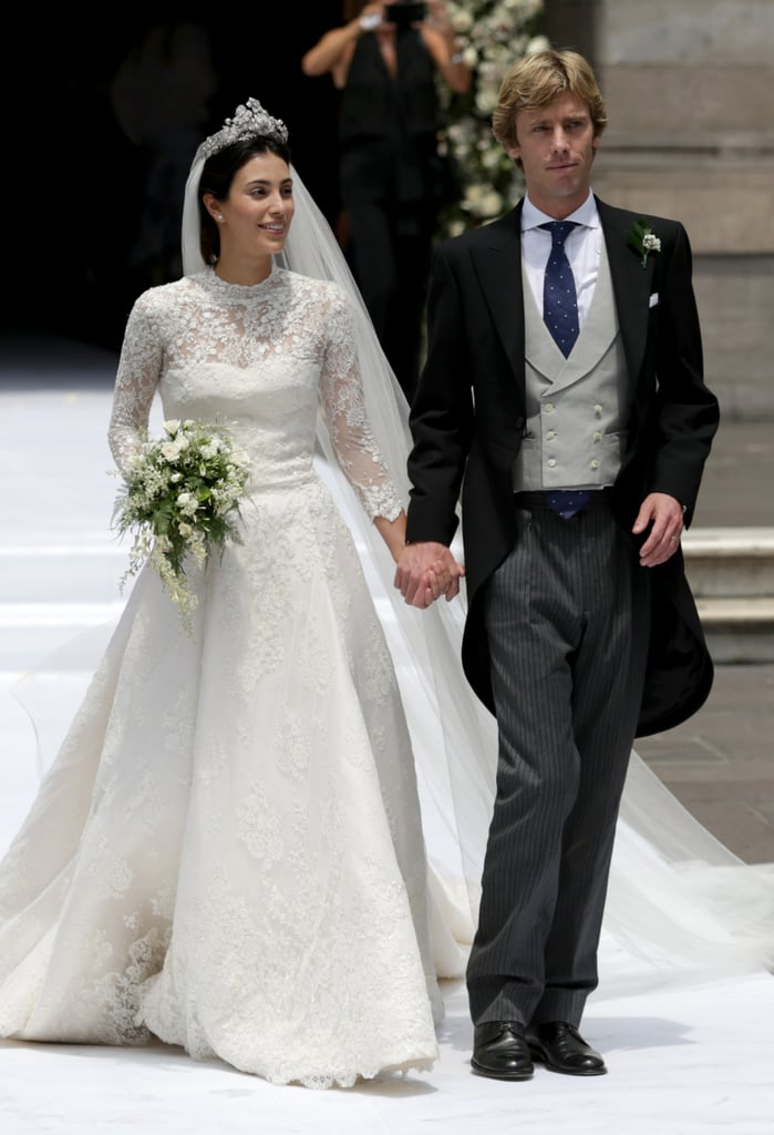 Prince Chrisitan of Hanover and Alessandra de Osma