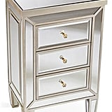 Mirrored Nightstand ($229)