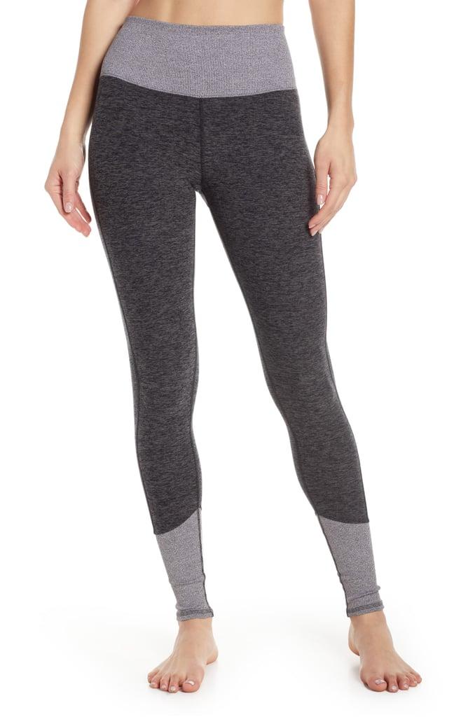Alo High Waist Lounge Leggings Best Alo Yoga Clothes Popsugar Fitness Uk Photo 18