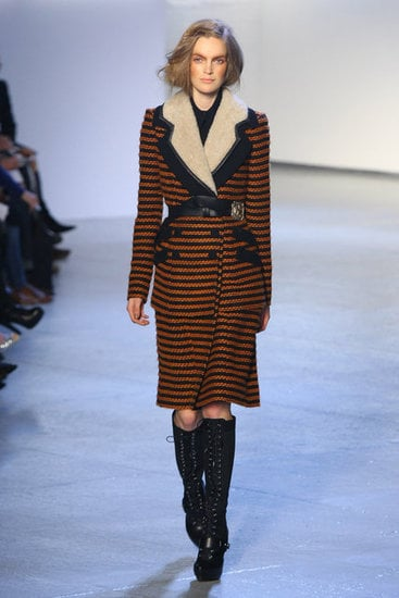 A striped take from Rodarte.