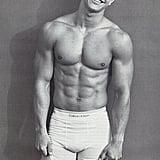 Mark Wahlberg's Calvin Klein Ad