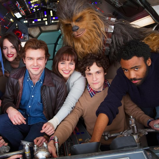 First Picture From Han Solo's Star Wars Movie