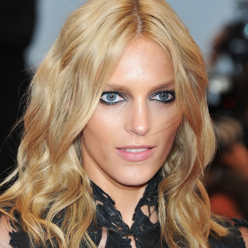 Anja Rubik at the Closing Ceremony and Therese Desqueyroux Premiere