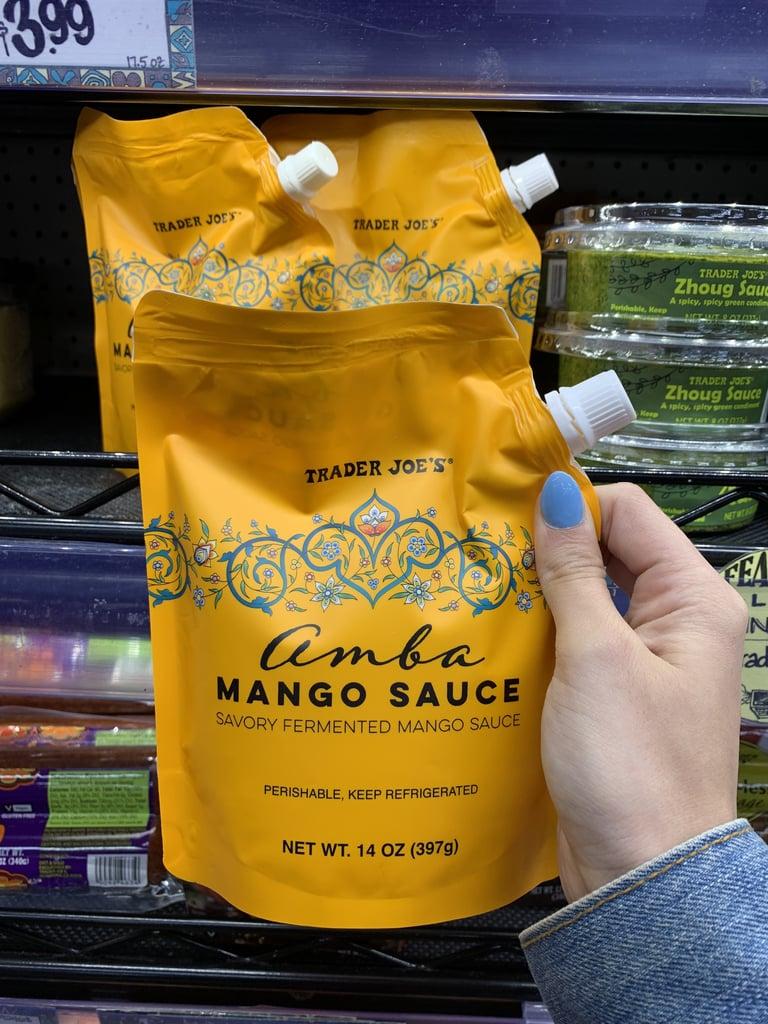 Trader Joe's Amba Mango Sauce ($3)
