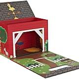 Kid Kraft Travel Box Farm Play Set