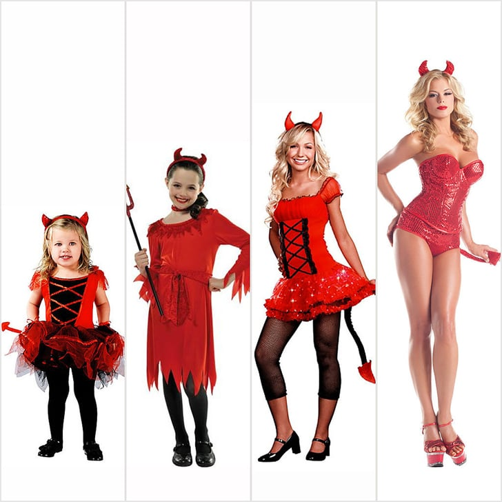 Sexy And Cute Halloween Costumes For Girls  Popsugar Fashion-6670