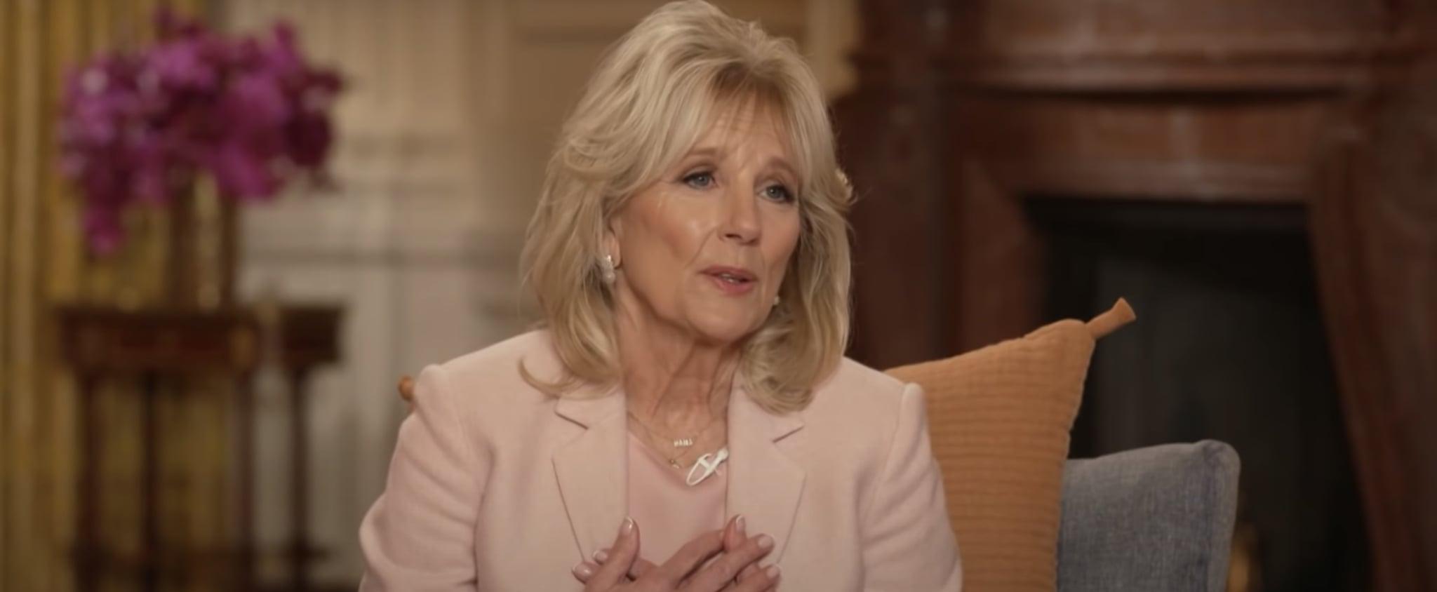 Best Moments From Jill Biden's Kelly Clarkson Show Interview
