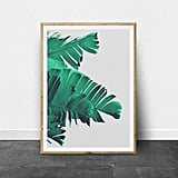 Etsy Palm Tree Print ($7)