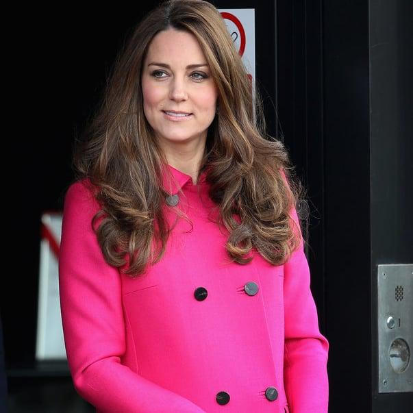 Kate Middleton's Pink Coat