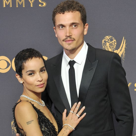 ​Zoë Kravitz Files For Divorce From Karl Glusman