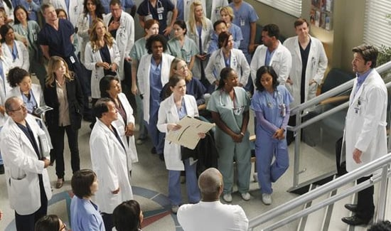 New Scenes From the Grey's Anatomy Season 7 Premiere