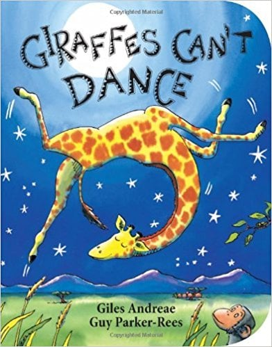 For 3-Year-Olds: Giraffes Can't Dance