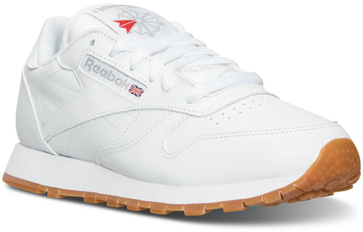 Reebok Women's Classic Leather Casual Sneakers | 75+ Fashion