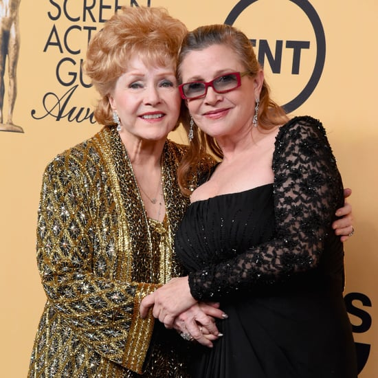 Debbie Reynolds Quotes About Carrie Fisher's Death