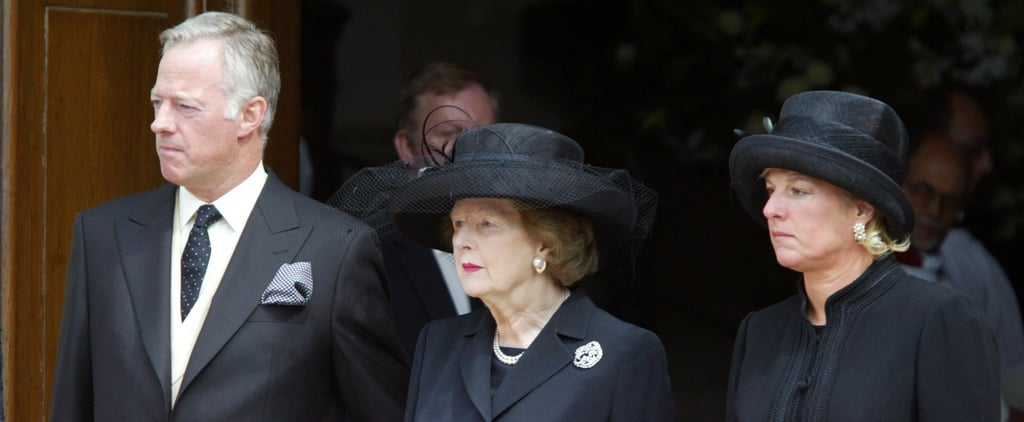How Many Kids Does Margaret Thatcher Have?