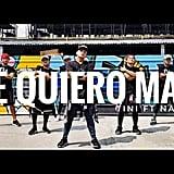 """""""Te Quiero Más"""" by Tini feat. Nacho"""