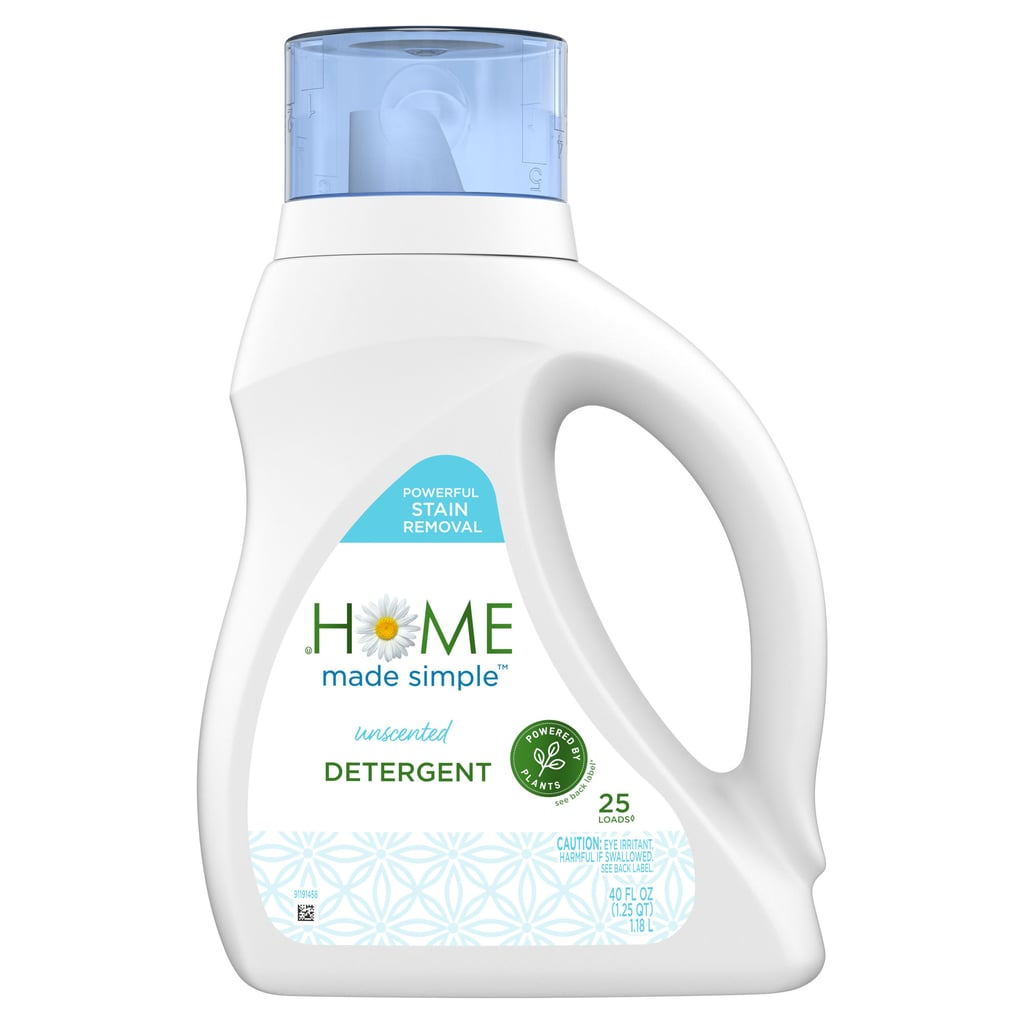 Home Made Simple Unscented Laundry Detergent