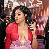 Taraji P. Henson at the 2019 Emmys