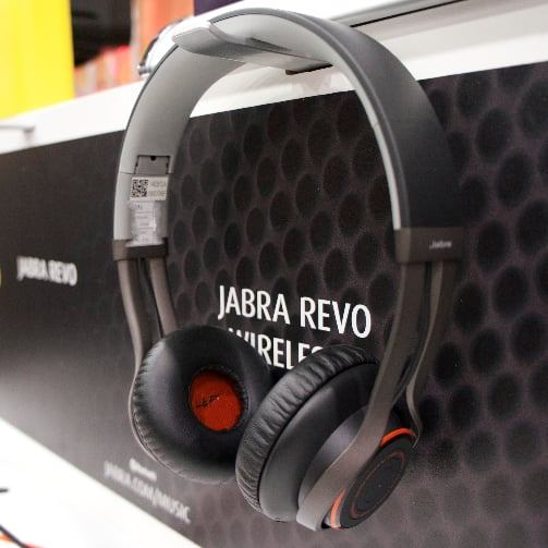 Comfortable Headphones by Jabra