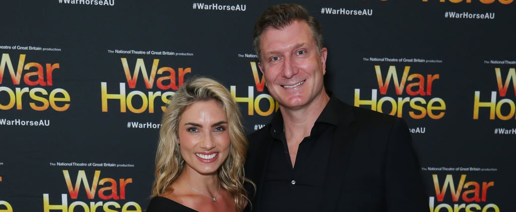 Simon Pryce and Lauren Hannaford Expecting First Child