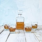 Personalized 5-Piece Decanter Set