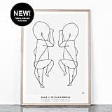 The Birth Poster — Twins