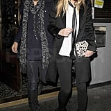 Pictures of Kate Moss and Jamie Hince On a Wild Night Out in London