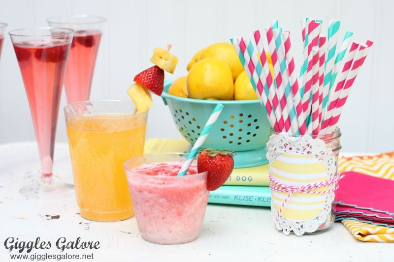 Strawberry Coco Loco Mocktail Recipe